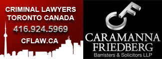 Toronto Criminal Law Firm