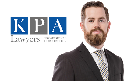 Mississauga Lawyer - Adam  Ronan