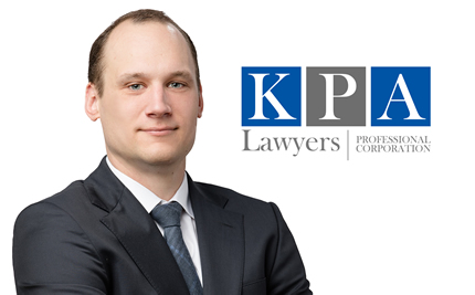 Mississauga Lawyer - Stefan  Rinas