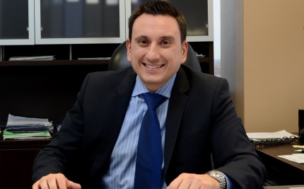 North York Lawyer - Nicholas  Charitsis