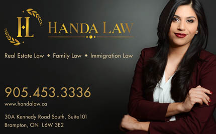 Brampton Lawyer