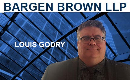 Winnipeg Lawyer - Louis J. Godry
