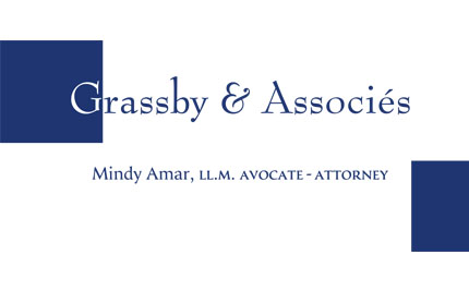 Montreal Lawyer - Mindy  Amar