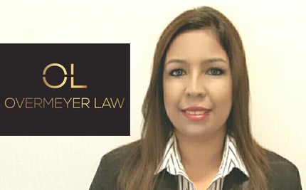 Hamilton Lawyer - Bilkish  Overmeyer
