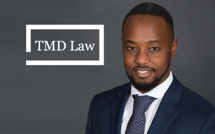 North York Lawyer - Thabang  Pebane