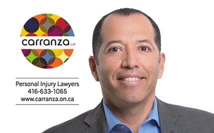 Toronto Lawyer - Juan  Carranza