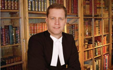 Toronto Lawyer - James S. Marks