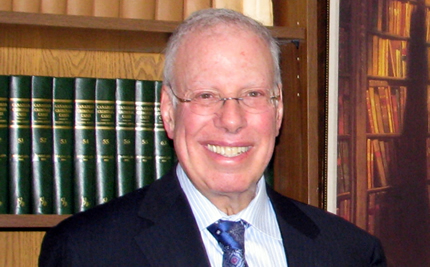 Montreal Lawyer - Peter R. Lack