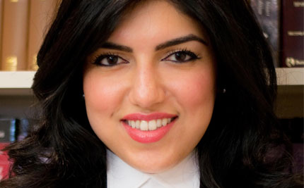 North York Lawyer - Delaram F. Saadi