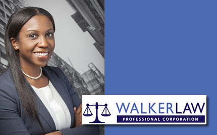 Toronto Lawyer - Tanya  Walker
