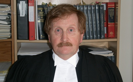 Toronto Lawyer - David  Potts
