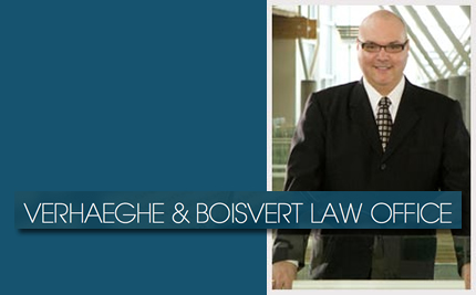 Edmonton Lawyer - Richard  Verhaeghe