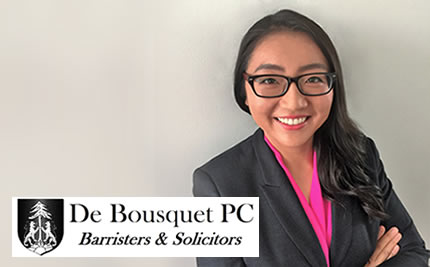 Toronto Lawyer - Angela  Cao